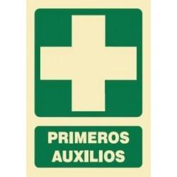 SEÑAL DE PRIMEROS AUXILIOS