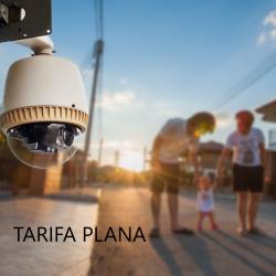Sistema CCTV hasta 5 puntos TP