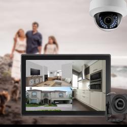 Sistema CCTV hasta 10 puntos