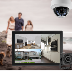 Sistema CCTV hasta 5 puntos