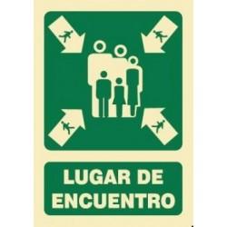 SEÑAL LUGAR DE ENCUENTRO