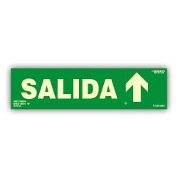 RÓTULO SALIDA (Flecha Arriba)