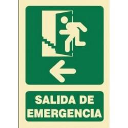 SEÑAL SALIDA DE EMERGENCIA...