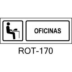 Rótulo Oficinas