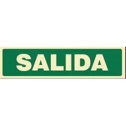 SEÑAL DE SALIDA