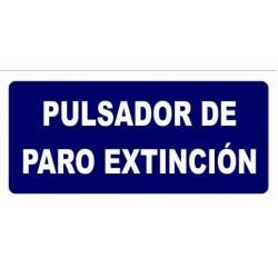 SEÑAL PULSADOR DE PARO...