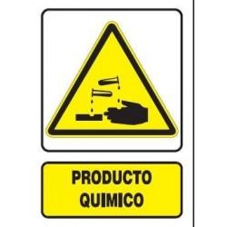 SEÑAL PRODUCTO QUÍMICO