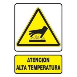 SEÑAL DE ALTA TEMPERATURA