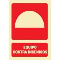 SEÑAL EQUIPO CONTRA INCENDIOS