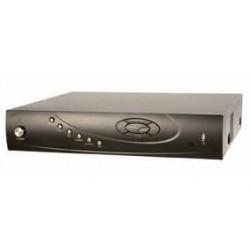 Grabador IP 4 Canales PoE...