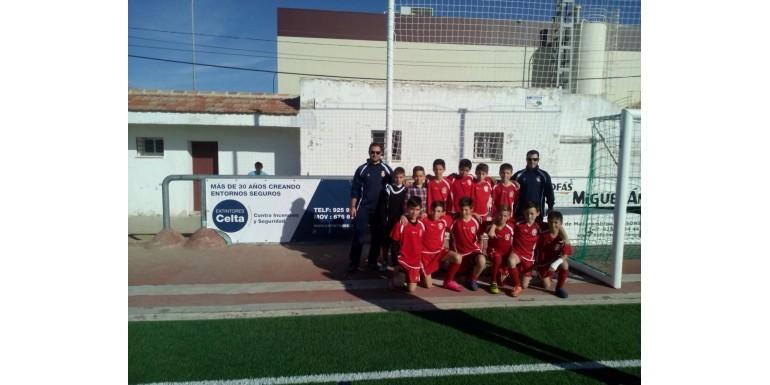 Colaboración con Club Deportivo Sonseca Temporada 2015/2016