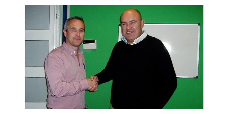 Le damos la bienvenida a nuestro nuevo distribuidor Ángel Barrio Perezagua para Toledo